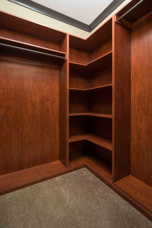 Acadia Master Closet