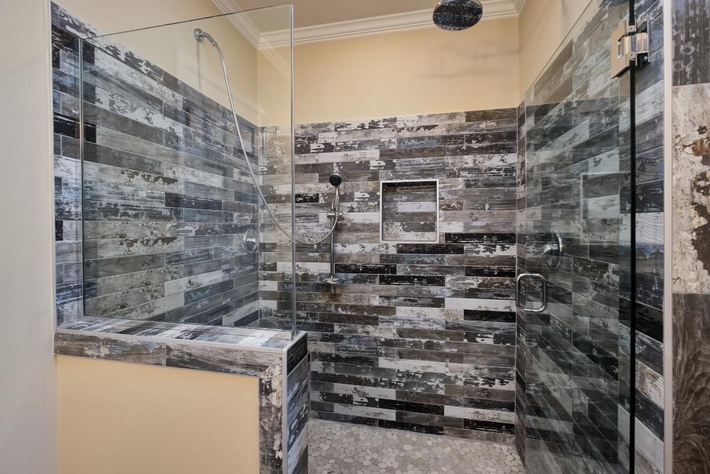Andrew Master Bath Shower