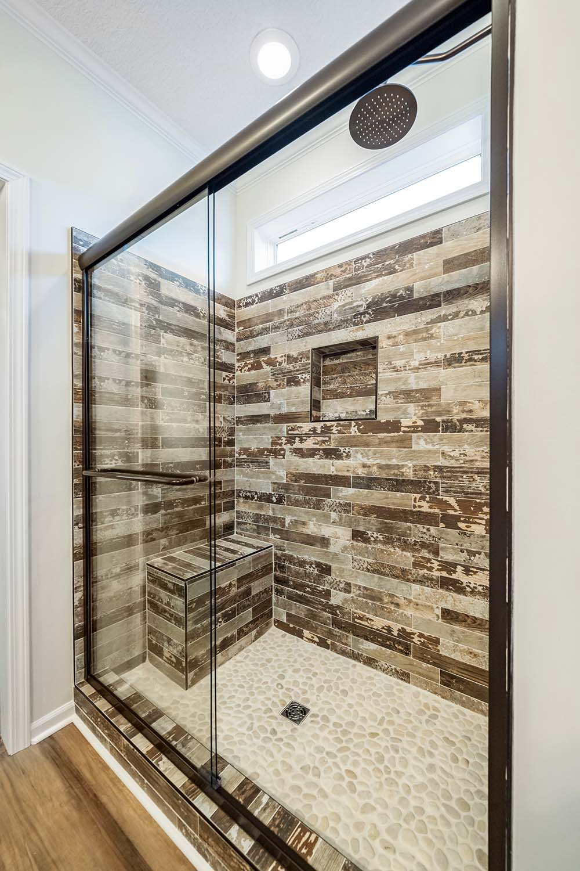 Ellistown Master Bath Shower