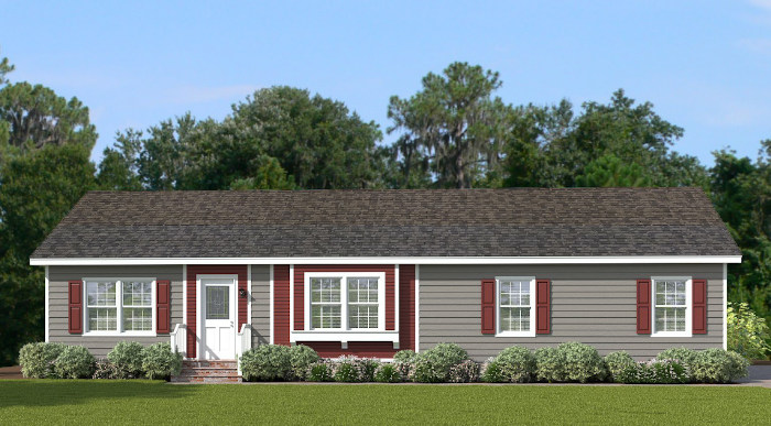 Lincoln Exterior Rendering
