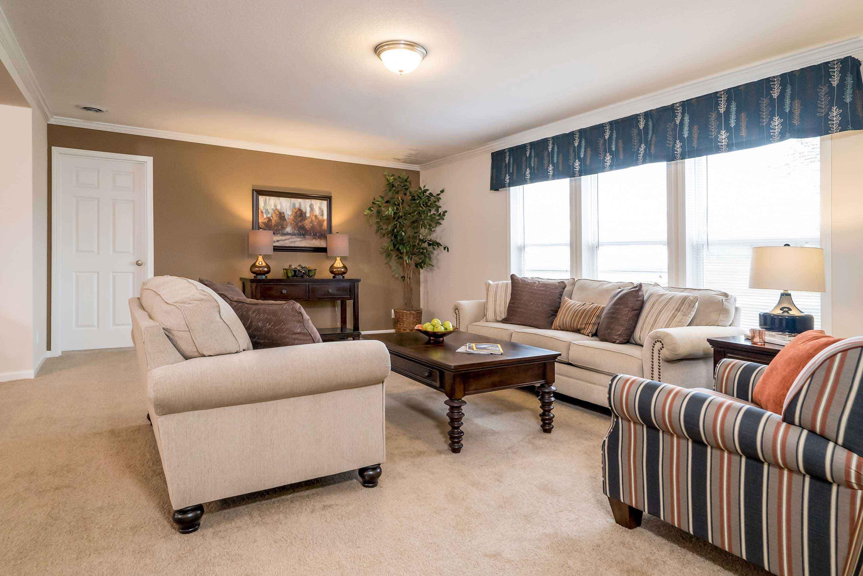 Webster Living Area