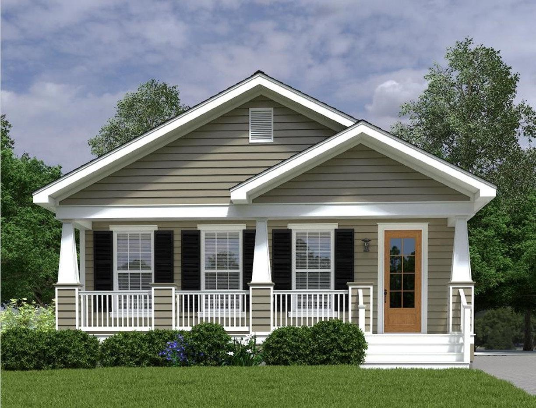Homewood Exterior Rendering