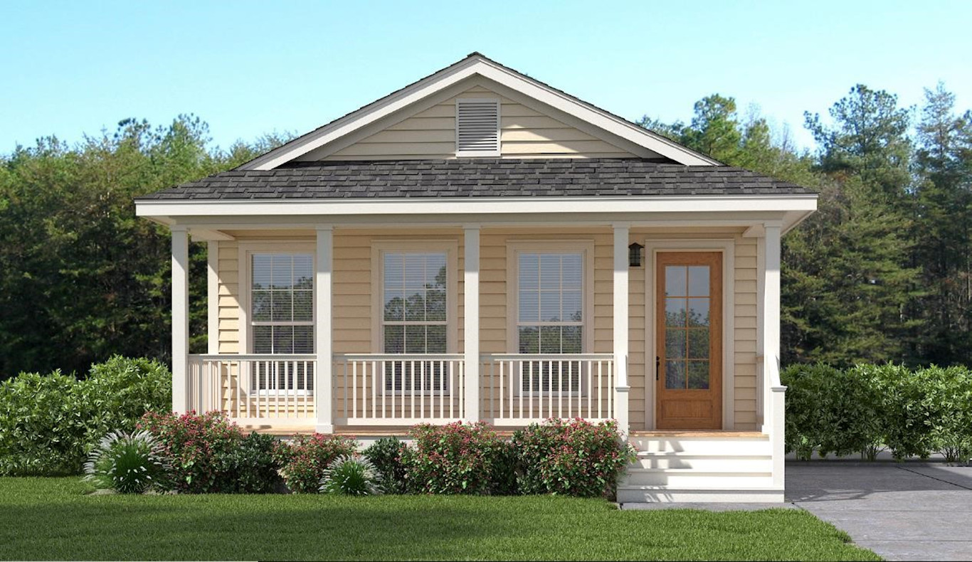 Cottage Collection rendering