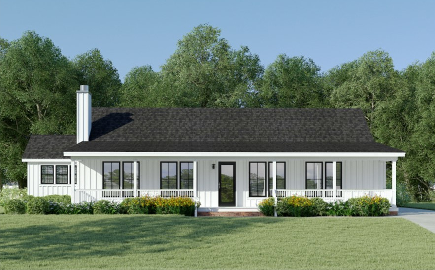 Lilly II Exterior Rendering